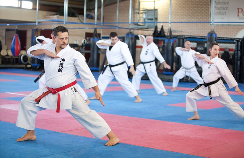 Martial Arts Academy Sydney Pollets Martial Arts Centre