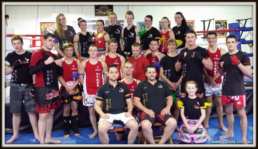 Muay Thai grading in Dubbo