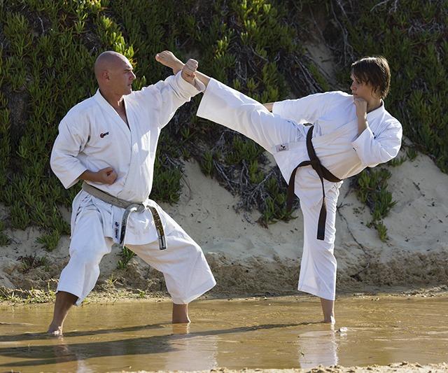Karate Pollets